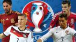 Eurocopa 2016: sigue en vivo los duelos de la novena fecha por Eliminatorias - Noticias de esto es guerra de verano