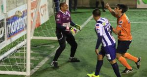 Las semifinales del campeonato estuvieron de 'candela' y Alianza le dijo adiós al campeonato. (Súper Liga Fútbol 7)