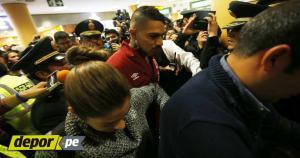 Paolo Guerrero fue uno de los jugadores más ovacionados de la Selección Peruana. (Erick Nazario)