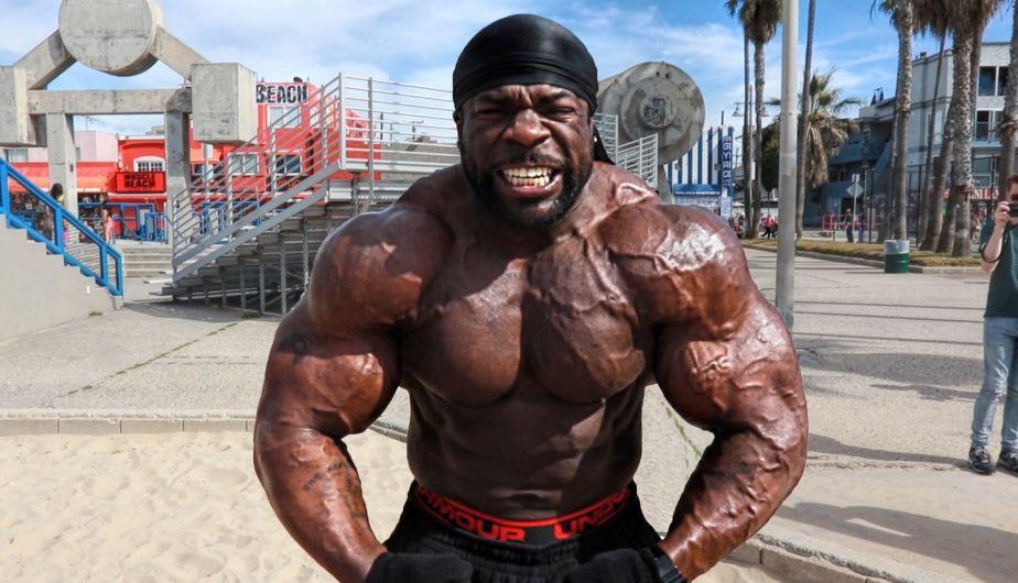 Kali Muscle es considerado, en Youtube, una estrella. Sus músculos y rutina de entrenamiento no deja mentir. (Difusión)