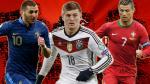 Eliminatorias Eurocopa Francia 2016: así quedaron las tablas del torneo - Noticias de selección de moldavia