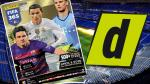 FIFA 365: el peruano considerado estrella mundial en el álbum (FOTO) - Noticias de Álbum panini