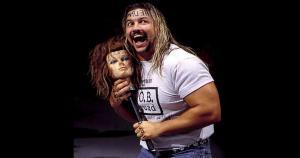 Al Snow y 'Cabeza' | (WWE).
