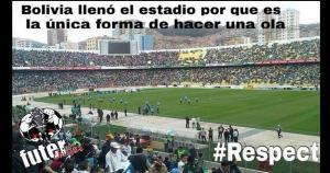 Los memes del partido entre Uruguay y Bolivia.(Difusión)