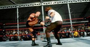 The Undertaker y Stone Cold vs. Mankind y Kane | Raw, 15 de junio de 1998.