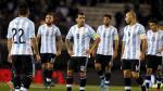 Argentina sufrió una nueva baja para el partido contra Paraguay por Eliminatorias - Noticias de esposa de messi