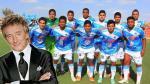 Copa Perú: Rod Stewart está en Piura por la Etapa Nacional del Torneo - Noticias de rod stewart