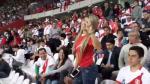 Perú vs. Chile: Yahaira Plasencia celebró así segundo gol de Jefferson Farfán (VIDEO) - Noticias de johnny ayala