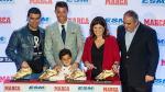 Hijo de Cristiano Ronaldo 'sacó de quicio' a su abuela por hablar ¡de Lionel Messi! - Noticias de santos aveiro