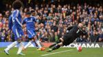 Chelsea: Diego Costa marcó el primero tras 'regalo' de defensa de Aston Villa - Noticias de joleon lescott