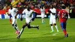 Chile fue goleado 5-1 por Nigeria en fecha 2 del Mundial Sub 17 - Noticias de yerko leiva