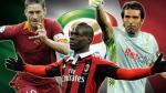 Serie A: resultados y tabla de posiciones al término de la fecha 9