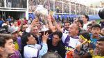 Comerciantes Unidos: así celebraron el título en Cajamarca (FOTOS) - Noticias de carlos cortijo