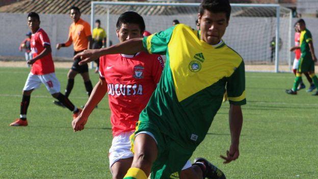 La sorpresa de la ida en la Copa Perú fue el triunfo de Alfredo Salianas a Sportivo Huracán (Difusión)
