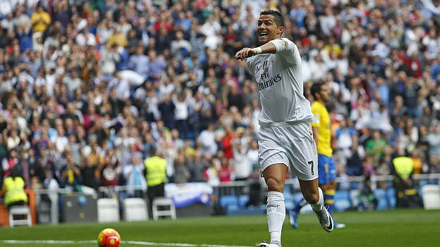 goles ronaldo dinamo: