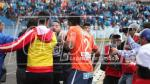 UTC: Pablo Lavandeira fue agredido al final del partido con César Vallejo - Noticias de cercado de lima