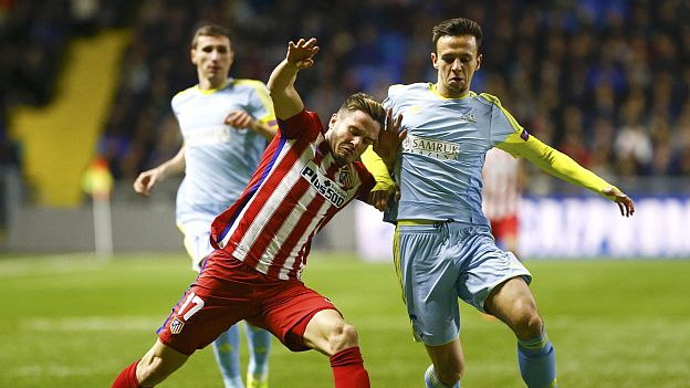 Video: Astana vs Atletico Madrid