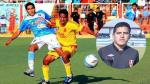 Copa Perú: árbitro cobró ¡cinco penales! en un mismo partido - Noticias de jose chiroque cielo