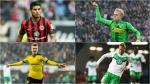 Carlos Zambrano fue elegido en el once ideal de la fecha 11 de Bundesliga (FOTOS) - Noticias de marco reus