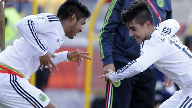 México Vs Nigeria 2-4 Mundial Sub 17 Online En Vivo