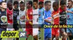 Torneo Clausura: este es el once ideal de la fecha 14 (FOTOS) - Noticias de armando gallardo