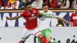 Carlos Ascues: Wolfsburgo cayó 2-0 ante Mainz 05 por Bundesliga - Noticias de bayern munich vs mainz 05