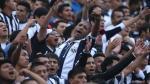 Alianza Lima: barra oficial estará presente en el entrenamiento previo al clásico - Noticias de comando sur