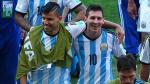 Argentina vs. Brasil: este crack se pondrá la '10' de Lionel Messi - Noticias de argentina italia amistoso