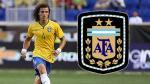 Argentina vs. Brasil: David Luiz y la respuesta a la polémica portada de 'Olé'