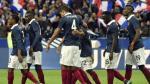 Francia ganó 2-0 a Alemania en amistoso con magnífica jugada de Martial - Noticias de ataques sexuales