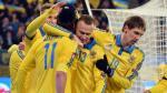 Ucrania ganó 2-0 a Eslovenia por repechaje a Eurocopa Francia 2016 - Noticias de yida eslava
