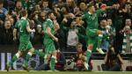 Irlanda ganó 2-0 a Bosnia y clasificó a la Eurocopa Francia 2016 - Noticias de john quinn
