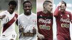 Selección Peruana: Renato Tapia le sigue los pasos a Farfán, Guerrero y Pizarro - Noticias de claudia pizarro