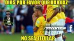 Perú vs. Brasil: los memes calientan la previa del duelo ante la 'canarinha'