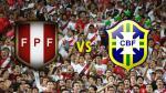 Perú vs. Brasil: así vestirá la Selección Peruana en el Arena Fonte Nova