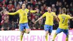 Suecia igualó 2-2 con Dinamarca y clasificó a la Eurocopa Francia 2016 - Noticias de plan esperanza