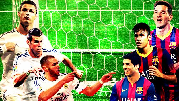 Real madrid vs barcelona todo lo que debes saber del for En que canal juega el barcelona