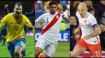 """FIFA 16: Carlos Zambrano en el """"Equipo de la Semana"""" junto a Ibrahimovic y Robben - Noticias de portugal vs. suecia"""