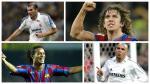 Real Madrid vs. Barcelona: los cracks que extrañaremos en este clásico (FOTOS) - Noticias de carlos puyol