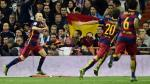 Real Madrid vs. Barcelona: azulgranas ganaron 4-0 en el Santiago Bernabéu - Noticias de alex candal