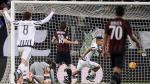 Juventus derrotó 1-0 a AC Milan y sigue en ascenso en la Serie A de Italia - Noticias de adriano galliani