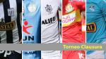 Torneo Clausura: día, hora, canal y árbitros de los partidos pendientes - Noticias de ivan chang