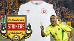 Peruanos en el Mundo: ex Universitario de Deportes fichó por club de Ronaldo - Noticias de fenomeno pizarro
