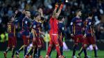 Real Madrid vs. Barcelona: crack culé jugó lesionado y la rompió en el Bernabéu