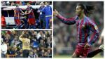 Ronaldinho y los cracks mundiales que ovacionó el Bernabéu (Difusión).