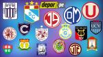 Torneo Clausura: tabla de posiciones y resultados EN VIVO de los partidos pendientes - Noticias de el callao