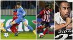 Alexei Ríos y otros peruanos 'caletas' que jugaron la Champions League - Noticias de percy olivares