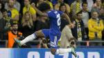 Chelsea aplastó 4-0 al Maccabi Tel Aviv por Champions League - Noticias de kurt zouma