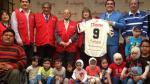 Universitario de Deportes y su gran gesto con los más necesitados - Noticias de universitario de deportes