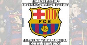 Estos son los memes más despiadados de la goleada del Barcelona al Roma.